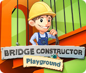 BRIDGE CONSTRUCTOR: Playground Game Featured Image