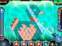 in-game screenshot : Brrrmuda Triangle (pc) - Freeze the island and win!