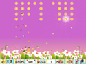 in-game screenshot : Bubble Bee (og) - Destroy the Bubbles!