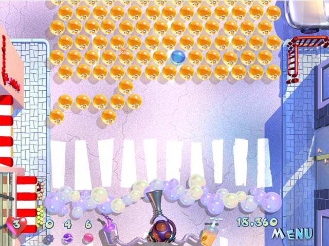 Bubble Bonanza - Screenshot