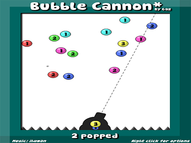Image Bubble Cannon