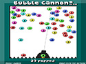 in-game screenshot : Bubble Cannon (og) - Burst bubbles with cannon power!