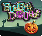 Bubble Double Halloween Game Featured Image