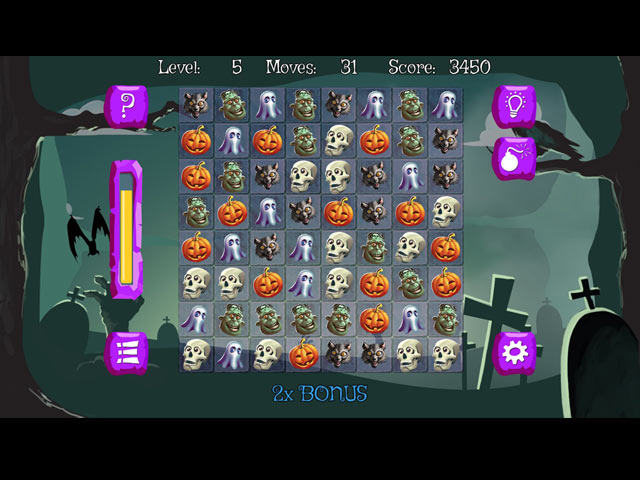 Bubble double halloween free download full version for Bubble fish games