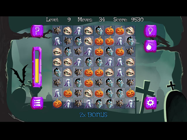 Big fish games bubble double halloween for Big fish games facebook