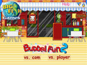 in-game screenshot : Bubble Fun 2 (og) - Beat your opponent in Bubble Fun 2!