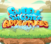 Bubble Shooter Adventures Game Featured Image
