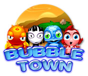 Bubble Town Feature Game