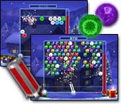 Bubble Xmas Game