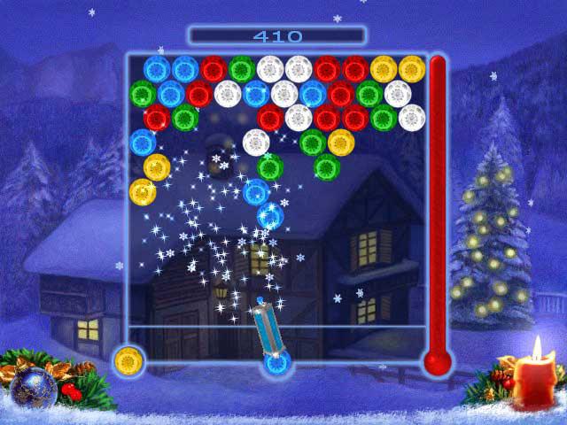 Bubble Xmas Screen Shot 2