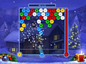 in-game screenshot : Bubble Xmas (pc) - This holiday, intuition and strategy will collide!