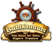Bubblenauts: The Hunt for Jolly Roger's Treasure Game Featured Image