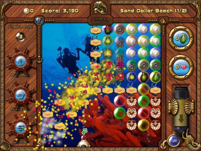 Bezpłatne pobieranie Bubblenauts: The Hunt for Jolly Roger's Treasure