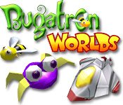 Bugatron Worlds Feature Game