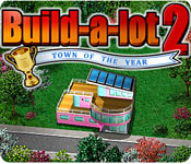 Build-a-lot 2: Town of the Year Feature Game