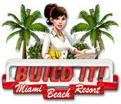 Build It! Miami Beach Resort - Online