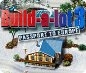 Build-a-lot 3: Passport to Europe Feature Game