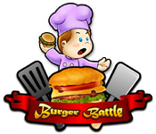 Burger Battle Game Featured Image