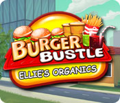 Burger Bustle: Ellie's Organics Game Featured Image