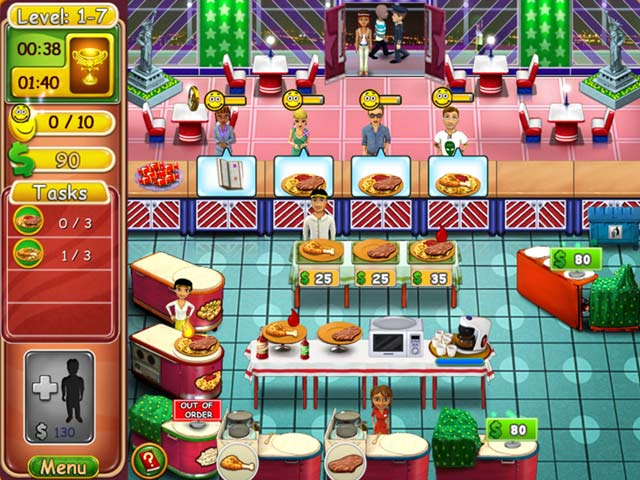 Burger Bustle: Ellie's Organics Screenshot http://games.bigfishgames.com/en_burger-bustle-2/screen2.jpg