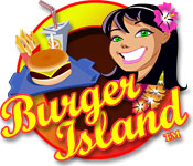 Burger Island feature