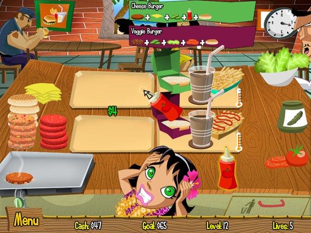 Bezpłatne pobieranie Burger Island