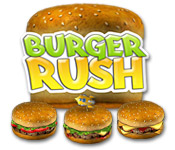 Burger Rush Game Featured Image