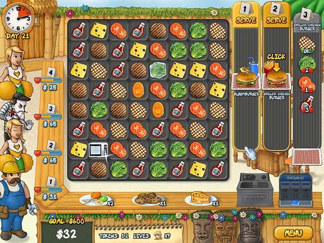 Burger Rush Screenshot http://games.bigfishgames.com/en_burger-rush/screen2.jpg
