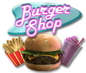 Burger Shop Game Featured Image