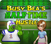 Busy Bea's Halftime Hustle Game Featured Image