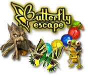 Butterfly Escape Feature Game