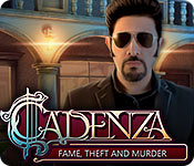 Cadenza: Fame, Theft and Murder Game Featured Image