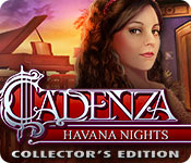 Cadenza: Havana Nights Collector's Edition Game Featured Image