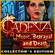 Buy PC games online, download : Cadenza: Music, Betrayal and Death Collector's Edition