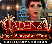 Cadenza: Music, Betrayal and Death Collector's Edition Game Featured Image