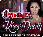 Cadenza: The Kiss of Death Collector's Edition Game Featured Image