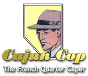 Cajun Cop: The French Quarter Caper