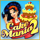 Free online games - game: Cake Mania 2