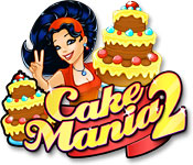 Cake Mania 2 Feature Game