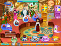 in-game screenshot : Cake Mania 3 (pc) - Travel through time to save a wedding.