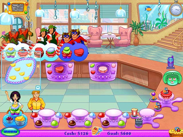 Cake Mania Lights Camera Action Free Download