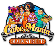 download Cake Mania Main Street free game