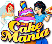 Cake Mania Game Featured Image