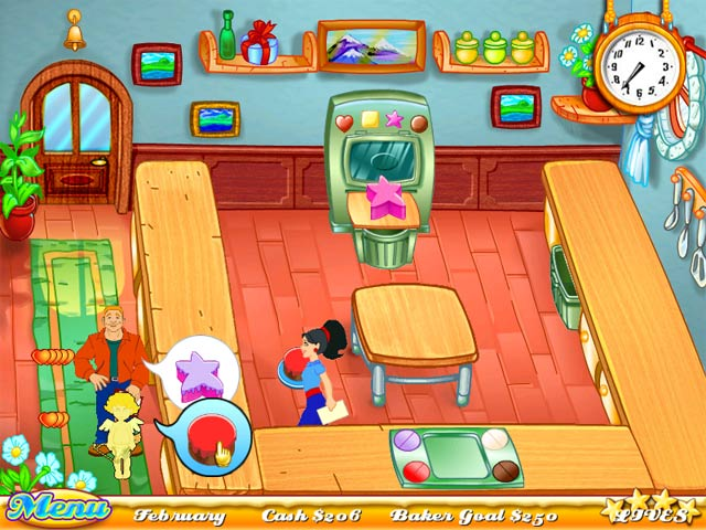 Cake Mania Free Download Unlimited Play