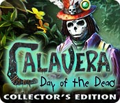 Calavera: Day of the Dead Collector's Edition Game Featured Image
