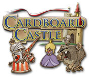 Cardboard Castle Game Featured Image