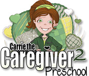 Carrie the Caregiver 2: Preschool Game Featured Image