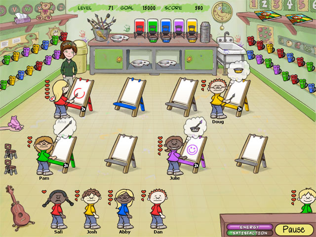 Click To Download Carrie the Caregiver 2: Preschool
