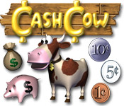 Cash Cow Feature Game