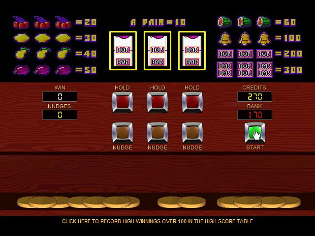 casino slot machine for free online